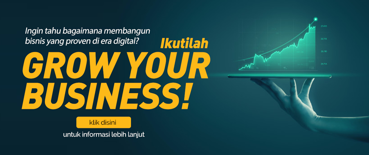 Banner Grow Your Business